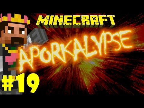 Minecraft Aporkalypse #19 - The Betrothed - FMBsChannel