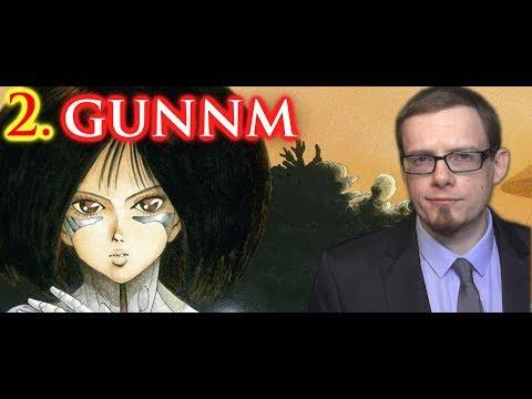 Au rayon mangas - 02 - Gunnm - Yukito Kishiro