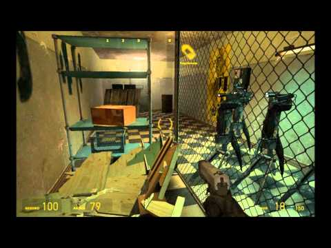 Let's play HL 2 MODS: Offshore Part 2