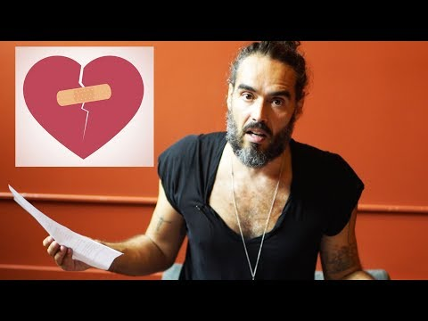 These Are The Top 5 Relationship Problems...   Russell Brand