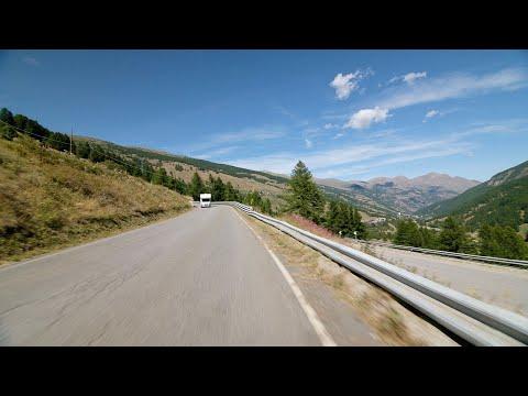 Col de Montgenèvre (FR) via Colle del Sestriere (IT) - Indoor Cycling Training