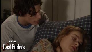 Sarah & Robbie sleep together! - EastEnders - BBC