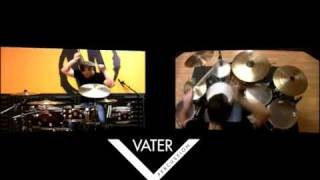 Vater Artist Mike Johnston Video Drum Lesson 2
