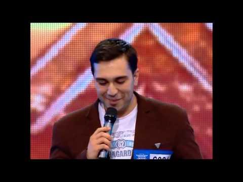 X ფაქტორი - გიგი კუკუნაშვილი | X Factor - Gigi Kugkunashvili