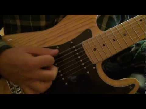 Single Coil vs Seymour Duncan Invader Pickup Test - Metal