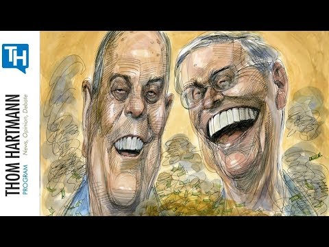 Could The Libertarian Fantasies Of David Koch Destroy America?