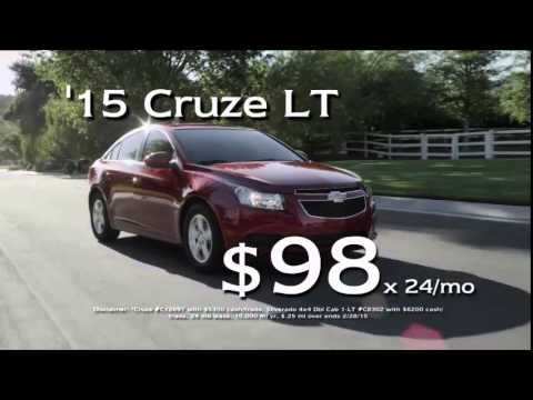 Chevy Specials at Doan Chevrolet in Rochester, NY