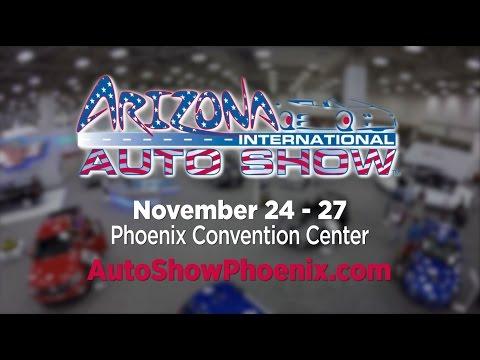 Arizona International Auto Show 2016