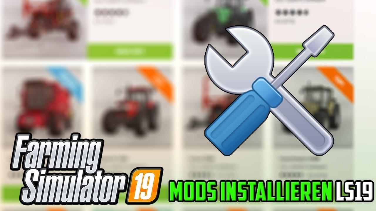 Ls19 Mods Installieren