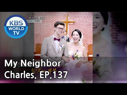 My Neighbor, Charles | 이웃집 찰스 - Ep.138 / A musician from the Netherlands, Arend![ENG/2018.04.26]