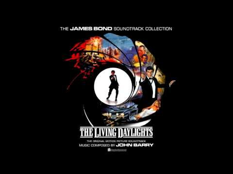 James Bond 007 - The Living Daylights [Complete Score]