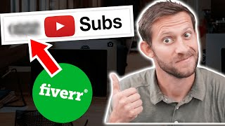 I Paid Fiverr To Create A YouTube channel (WITH VIDEOS)