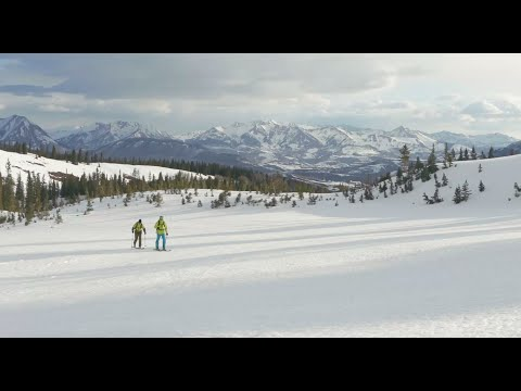 Connections – Episode 3 – Colorado Backcountry Skiing - Marshall Thomson and Donny Roth