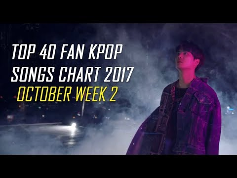 Top 40 Kpop Songs Chart 2017 October (Week 2) | Fan Chart