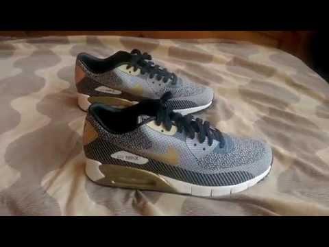 Unboxing: Nike Air Max 90 Jacquard Premium Ivory