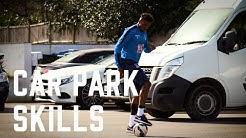 Wilf Zaha | Car Park Skills