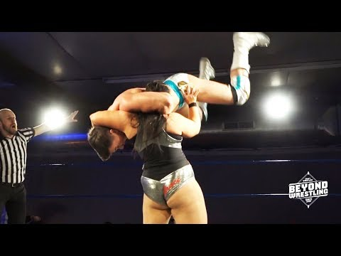 [Free Match] Jordynne Grace vs. Cam Zagami | Beyond Wrestling #WelcomeHome (Intergender Mixed YLC)
