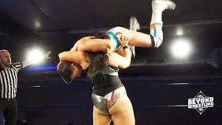 [Free Match] Jordynne Grace vs. Cam Zagami   Beyond Wrestling #WelcomeHome (Intergender Mixed YLC)