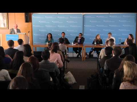 SIPA Admitted Students' Day 2014: An Alumni Perspective - Alumni Panel