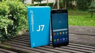 Samsung Galaxy J7 2017 Pełna Recenzja Średniaka z Ogromną Baterią !!!