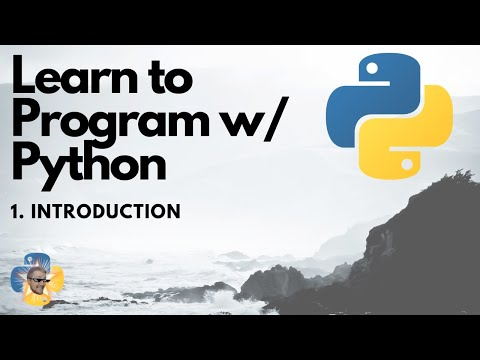 Introduction to Python 3 Programming Tutorial