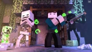 Minecraft:La Batalla de Canciones Video