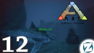 ARK Survival Evolved Gameplay - How to Get Silica Pearls and Oil - Let