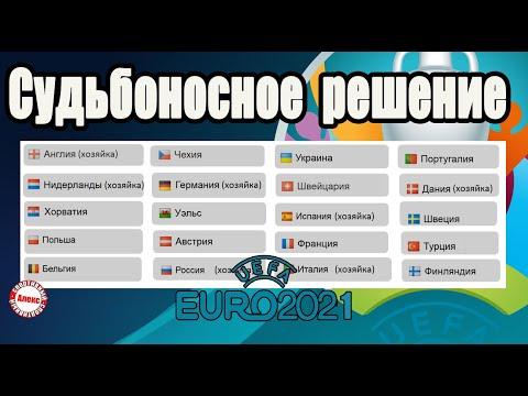 Худший сценария для ЕВРО 2020. Что случилось с чемпионатом России и Украины?