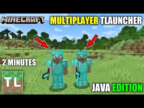 HOW TO PLAY MULTIPLAYER IN TLAUNCHER WITH FRIENDS    SHUBHAM GUPTA