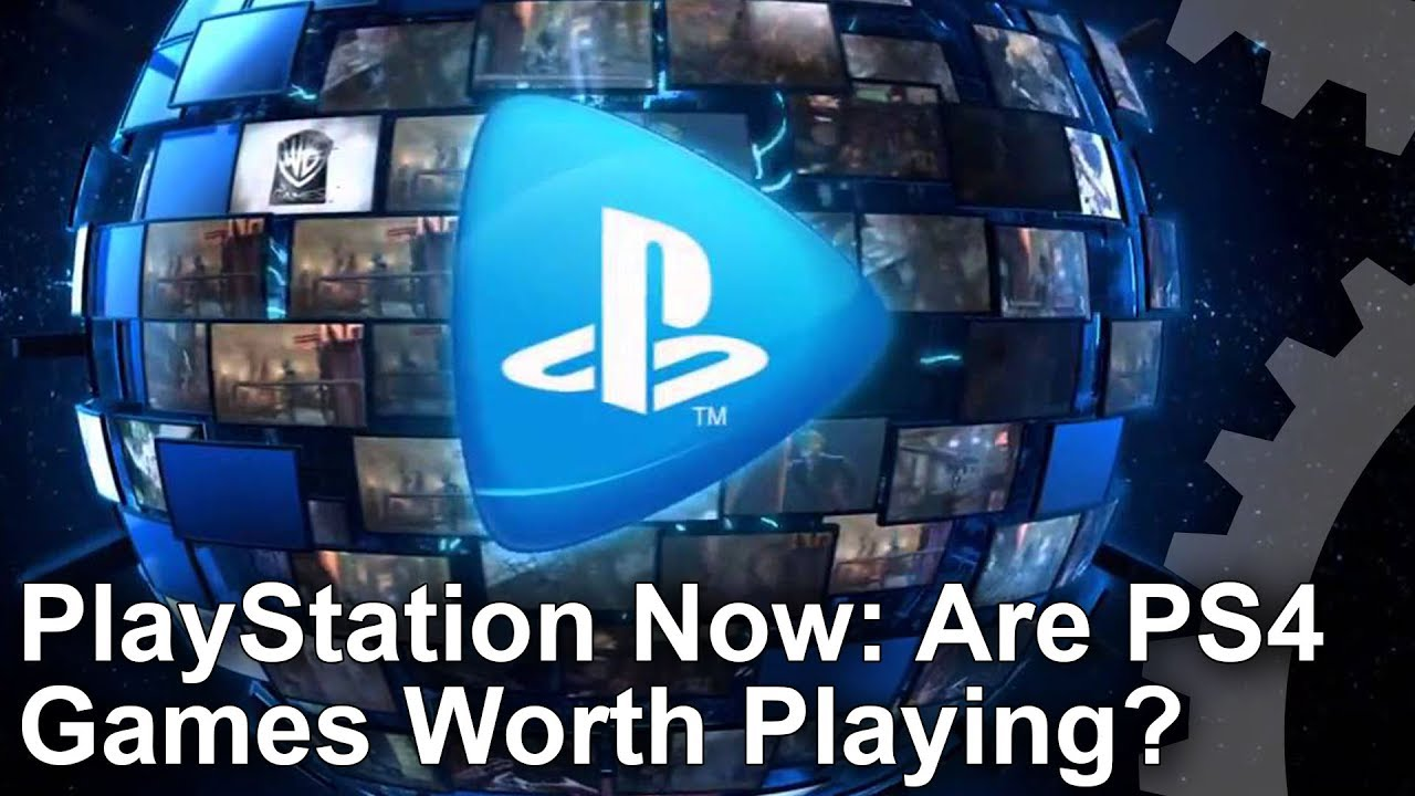 PlayStation Now's PS4 game performance analysed • Eurogamer net