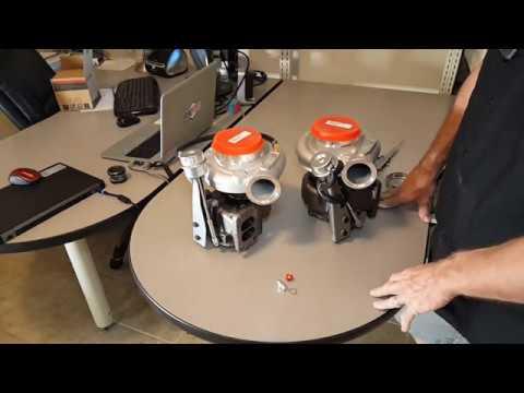 Cummins ISX Turbo Rebuild and Restoration Holset HE451VE