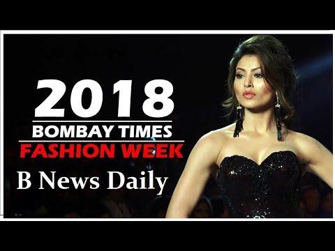 Urvashi Rautela show her ZERO SIZE FIGURE At Bombay Times Fashion Week 2018 B News Daily