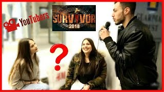 SURVIVOR 2 / ΑΓΑΠΗΜΕΝΟΣ YOUTUBER l Tsede The Real