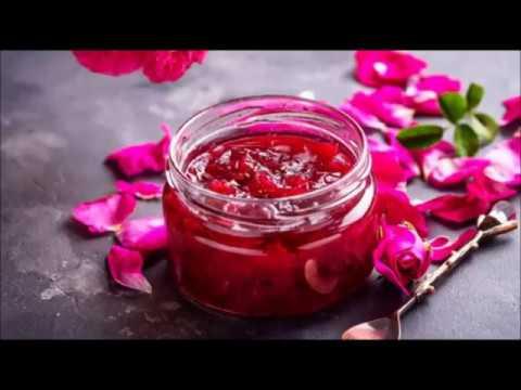 Варенье из чайной розы.Самый простой и быстрый рецепт.