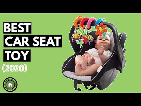 Top 5 Best Car Seat and Stroller Toys 2020 (NEW)