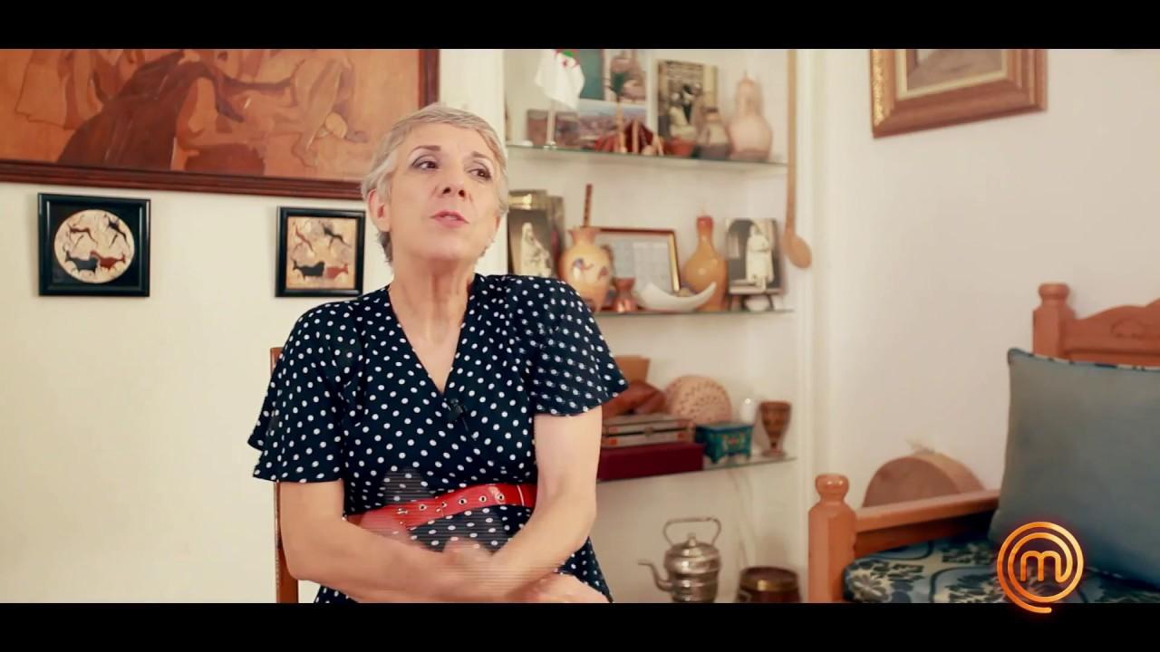 Portrait De Yasmina Sellam Masterchef Algerie Youtube