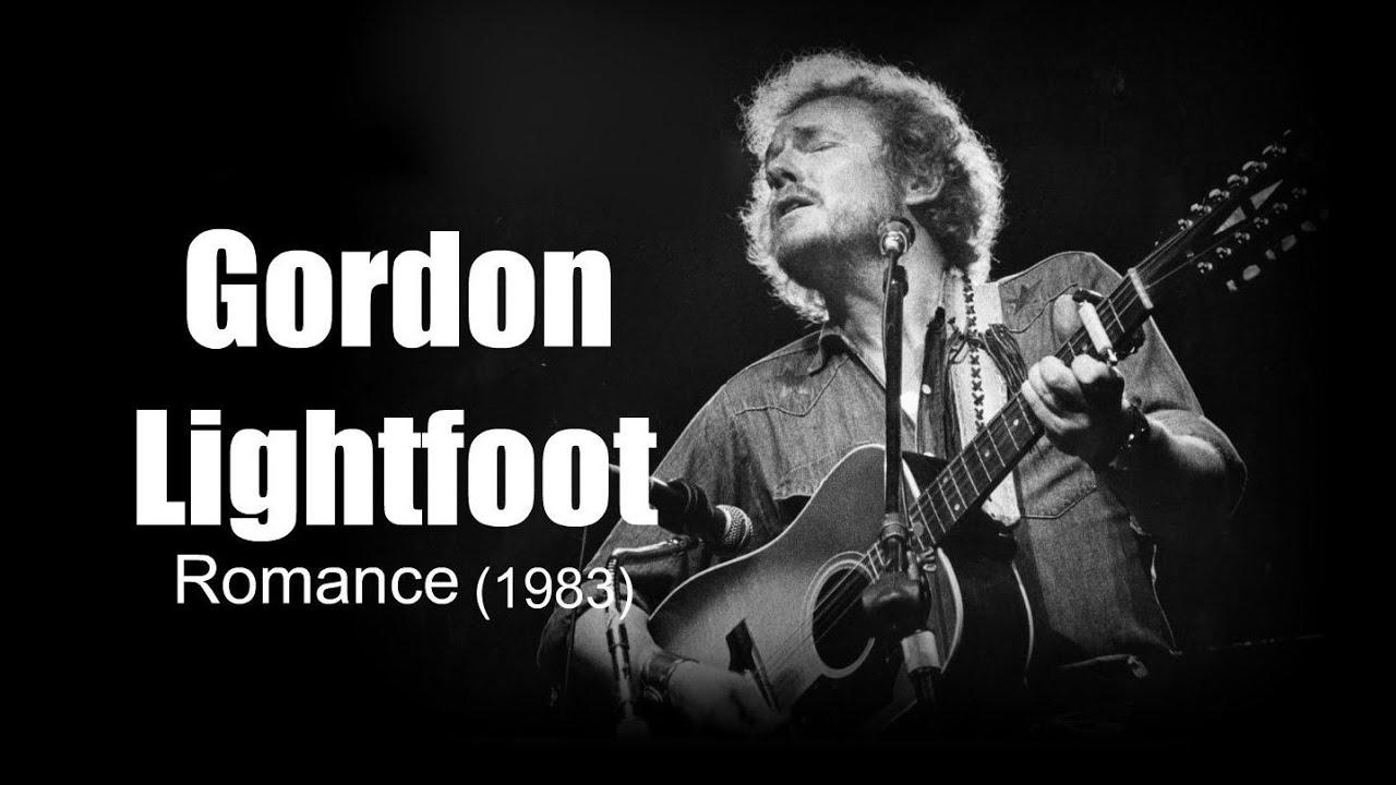 Download Gordon Lightfoot - Romance (1983)