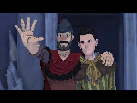 King's Quest Chapter 4: Snow Place Like Home Launch Trailer