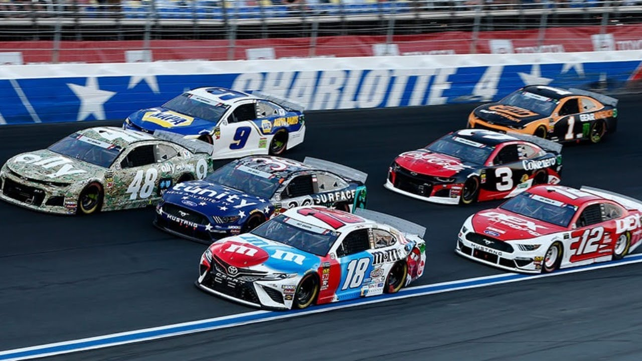 Coca-Cola 600 Pre-Race Show : Charlotte Motor Speedway