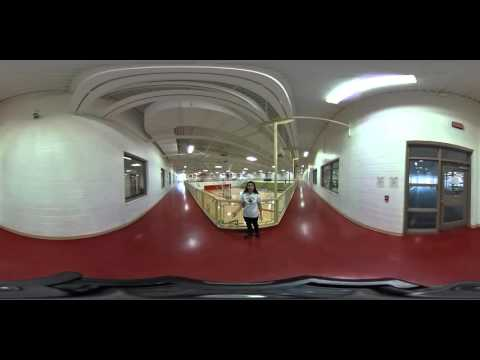 360 Video Tour Series - Laura Presents The Caldwell University Fitness Center