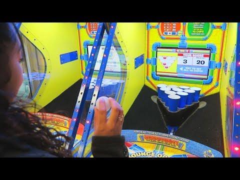 Quick trip for some arcade fun!