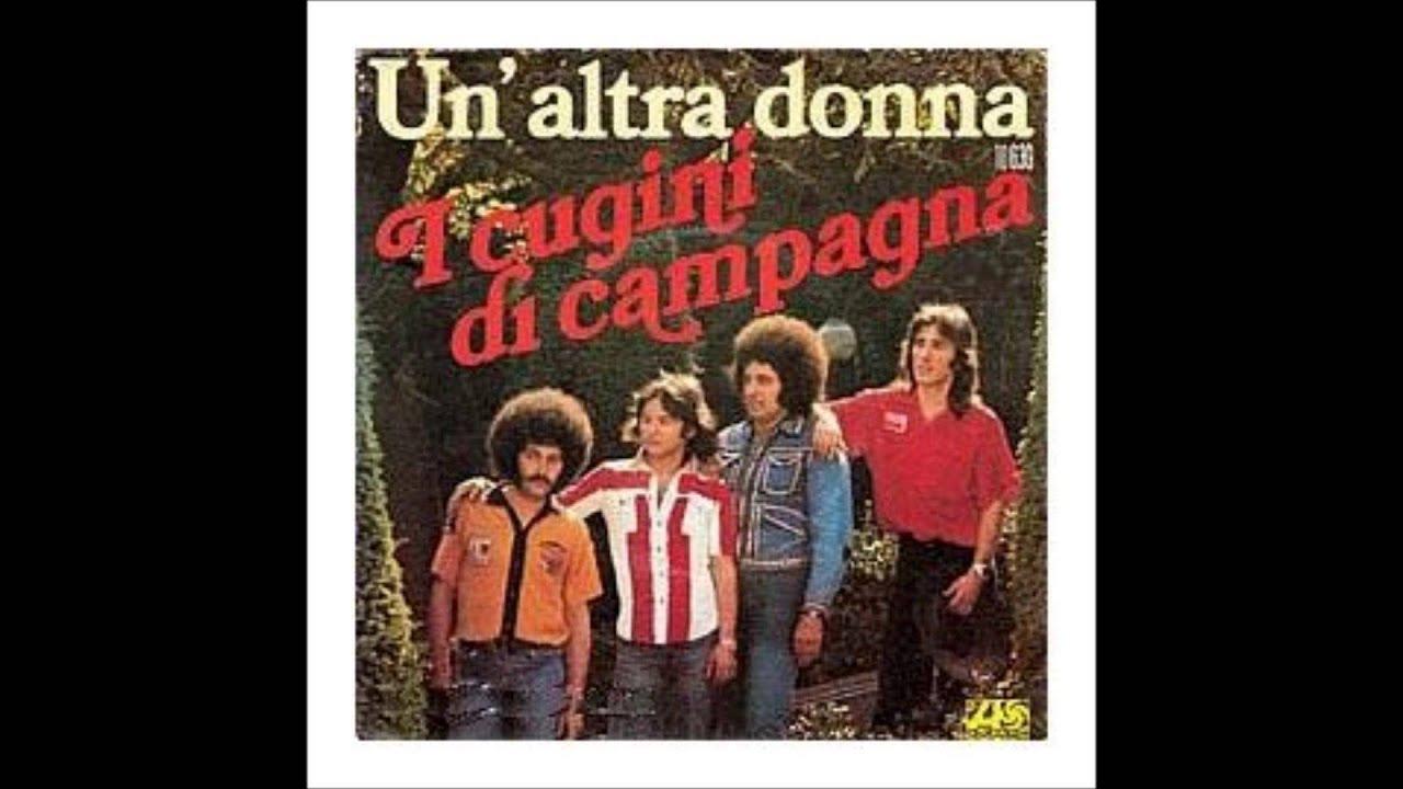 I cugini di campagna - Un altra Donna (1974) - YouTube