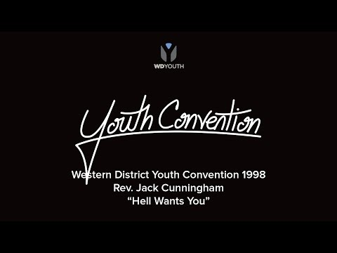 Jack Cunningham - Hell Wants You - WDYC 1998