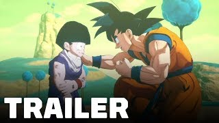 DRAGON BALL GAME – PROJECT Z: Announcement Trailer