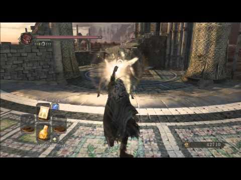 Dark Souls 2: All Miracles Showcase