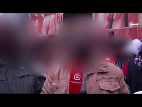 Arsenal 2 Hull City 0 |  Kelechi Attacks Stupid Craig Burley!