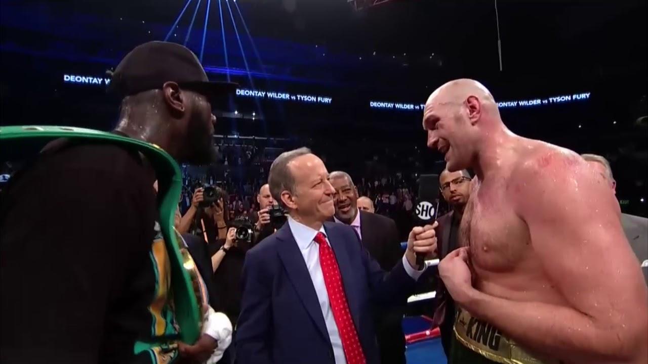 Download Deontay Wilder vs Tyson Fury — Post Fight Interviews (FULL)