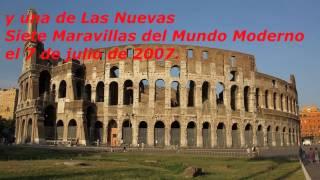 HISTORIA .... El Coliseo Romano   ¡¡¡Maravilloso!!!