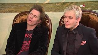 Интервью с группой Duran Duran (Interview with Duran Duran)