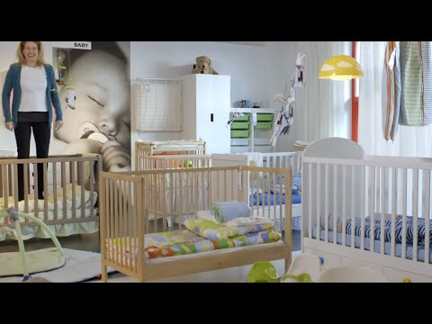 Find The Perfect Cot For Your Space & Needs | IKEA Australia